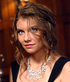Day 2 - Your least favorite character  Bela Talbot -_____-