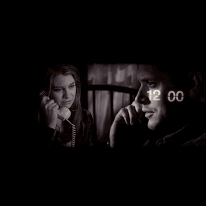 Day 15 - A scene that makes you angry  Dean calls Bela to poke fun at her before she dies