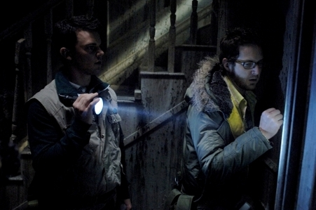 Day 6 - Your least favorite episode. Ghostfacers. Just because I have motion sickness and I was sick