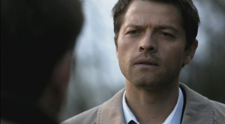[u][b]Day One[/b][/u] - Your Favorite Character  Castiel. No contest. I adore him.