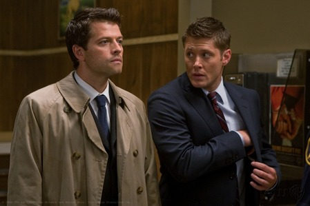 Day 17 - Your favorite SPN friendship  Dean and Cas