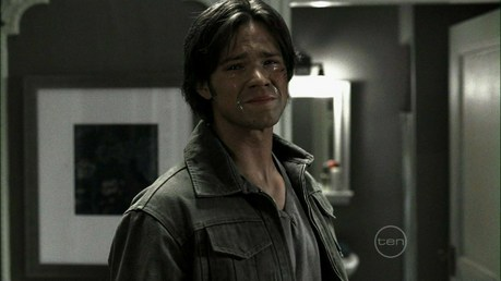 Day 8 - Your favorite Sam crying scene.  Heart.