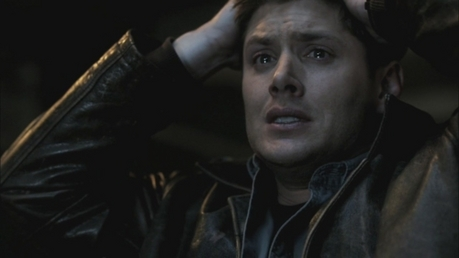 [b][u]Day Seven[/u][/b] - Your Favourite Dean Crying Scene The scene right after Lucifer takes Sam as