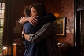 Day 17 - Your favorite SPN friendship. I love all the friendships on SPN. But probably, Dean and Sam'