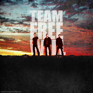 """[u][b]Day Thirty[/b][/u] - Anything SPN Related Team Freewill. ♥ """"One ex-blood junkie, one dropout"""