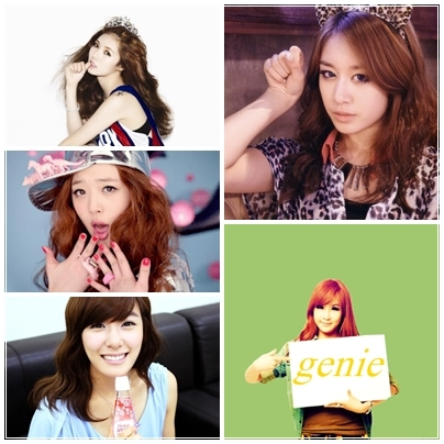 Group:genie 2ne1 bom: lead vocalist face of the group snsd tiffany: leader main dancer vocalist fx s