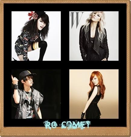 *@KippyGirl: thnx! :)) Group : RG Comet (rock glamour comet) Members : Sunye [Leader,Lead Vocal] Ga