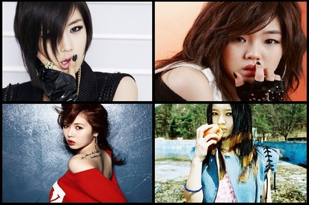 I'll make another one.. Group: White poupées Eunjung: Leader, Lead Vocalist, May Doni Kim: Main Danc