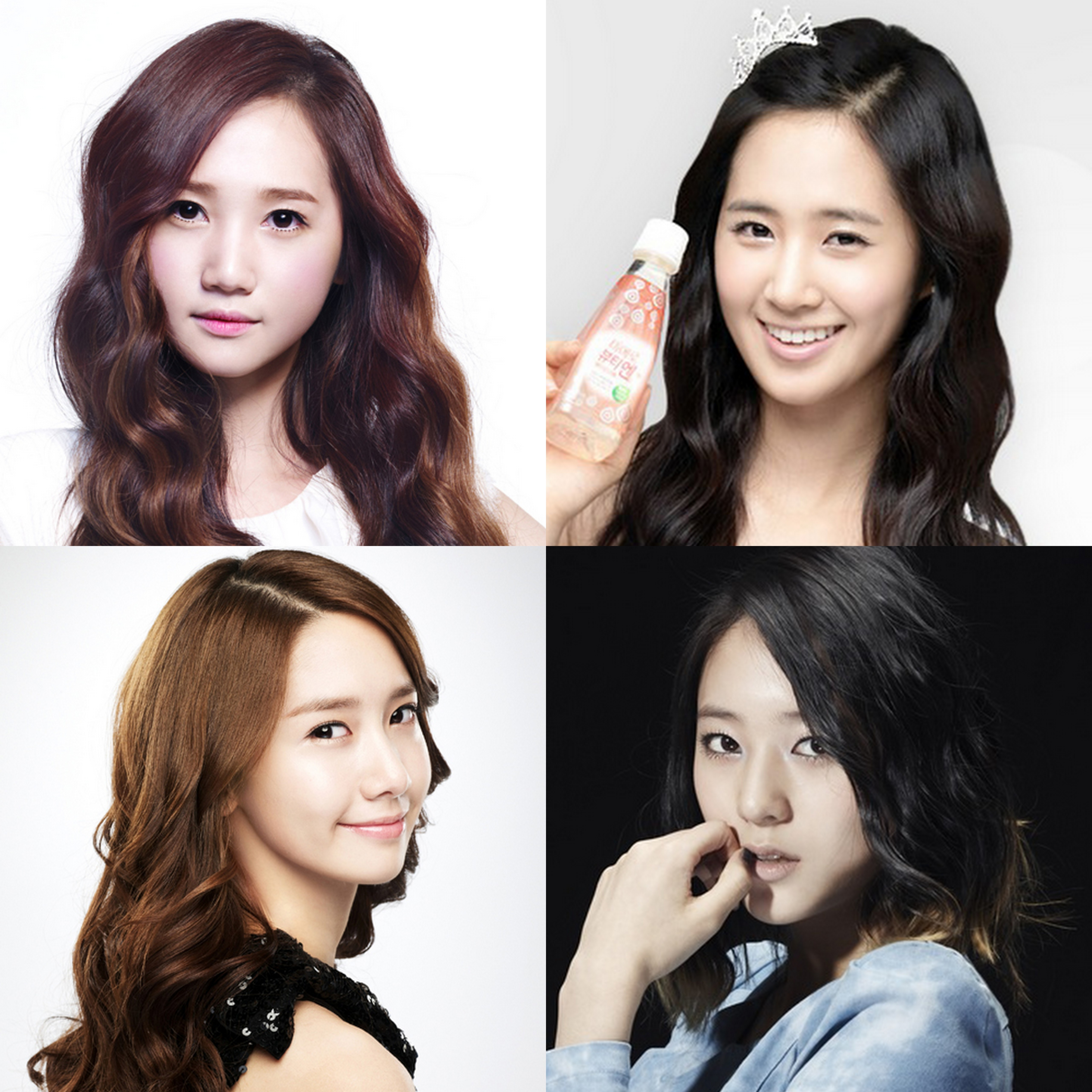 Idols que se parecen ! - Discusión General - Soompi ... Krystal Jung And Yoona Look Alike