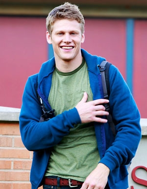 día 19 – Your least favorito! actor Zach Roerig