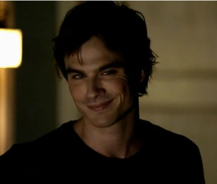 jour 1 – Your favori male character Damon