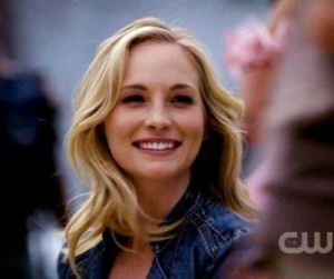 jour 2 – Your favori female character Caroline Forbes