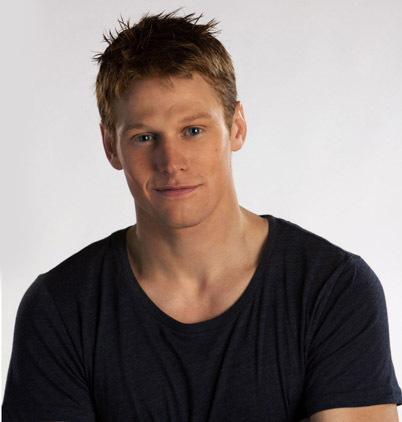 jour 1 – Your favori male character Matt Donovan