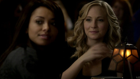 Day 17 – Your least favorite friendship <br /> <br /> Bonnie &amp; Caroline
