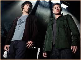 2. favorito! horror themed TV show. hmmmmm i don't know does 'supernatural' count?