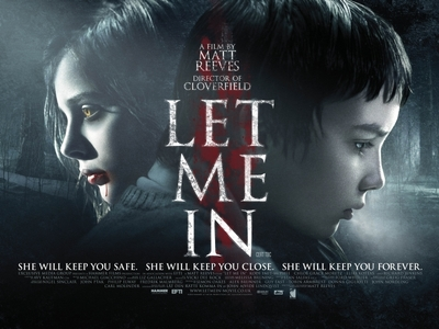 I don't watch many vampire movies, though I was still able to pick out one. My 最喜爱的 is 2010's l