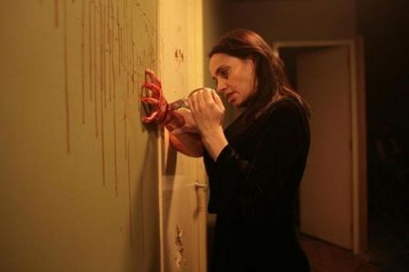12. favorito Foreign Horror Movie I pick the gory French movie, Inside. If you haven't heard of it,