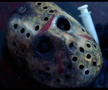 15. प्रिय Masked Villain This one is so obvious(: Jason Voorhees! Need I say more? Number 2 is