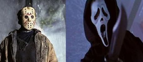 15. प्रिय masked villain Jason-i प्यार his mask & he's awesome ghostface-i like his mask too &