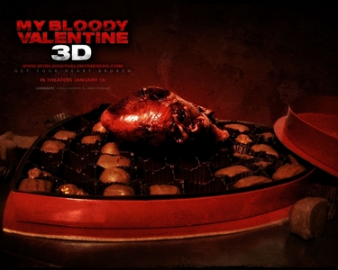 19. प्रिय slasher film One of my प्रिय stand alone slasher films is My Bloody Valentine 2009.