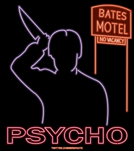 17. प्रिय horror themed book turned movie. Psycho