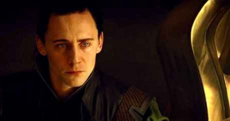I think this is a good brooding pic of Loki.