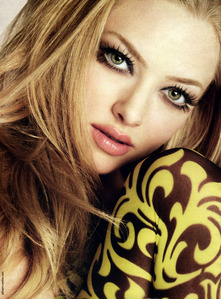 Bonnie<br /> <br /> Next actor: Amanda Seyfried