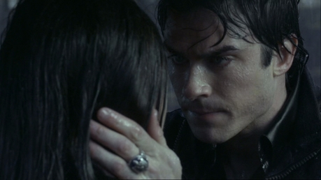 ♥Round four (choice 2 - Damons perspective - Still from 'Let the right one in' Season 1 - Delena in