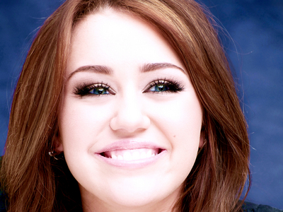here is mine....... smiley-miley :)
