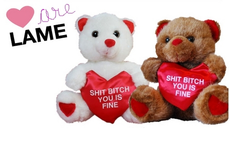 Valentines are lame.
