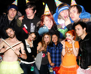 We are the fans, we are the ones who support paramore in good and in bad times. We are one big family