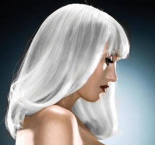 Silver Gwen Stefani :) .