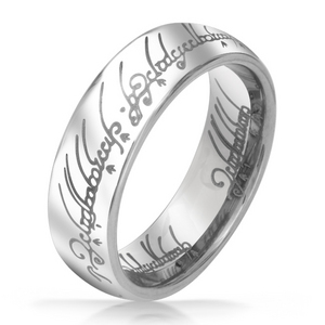 Sauron's ring - silver version!