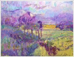 Painting by William J Hixson.