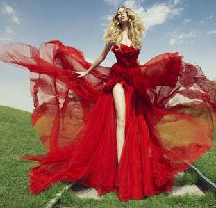 Red Dress :)