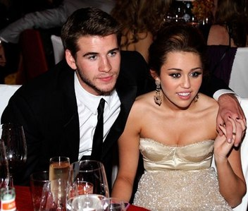 ROUND 16 IS OPEN MILEY WITH LIAM HEMSWORTH