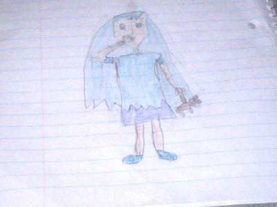 Name:I'm still deciding on either Molly 또는 Alice 또는 Maisy 또는 데이지 Age:7