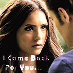 """Cat-2: """"I came back for you."""""""