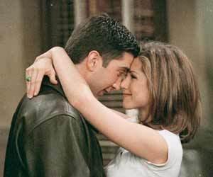 First Round: Ross & Rachel