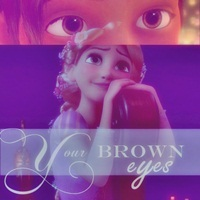 Here´s mine, from the song Brown Eyes...