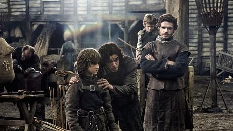 Jaqen H'ghar 244 (+) Brienne of Tarth 182 (-) Their lives were much easier then..