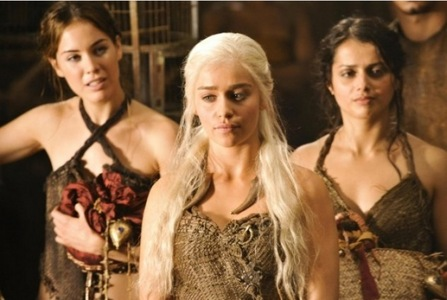 Jaqen H'ghar 251 (+) Brienne of Tarth 175 (-) Dany and her dead handmaidens