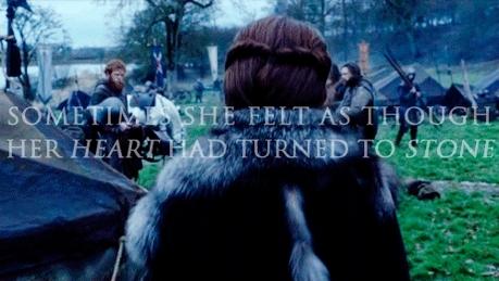 Jaqen H'ghar 257 (+) Brienne of Tarth 169 (-)