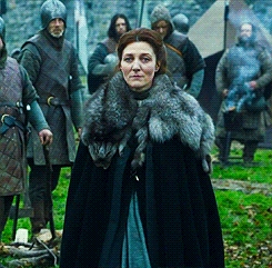 """Jaqen H'ghar 259 (+) Brienne of Tarth 167 (-) """"They will pay for this!"""" She's becoming one of my v"""