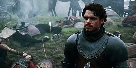 "Jaqen H'ghar 261 (+) Brienne of Tarth 165 (-) ""I am Robb Stark, The Young serigala and The King In The"