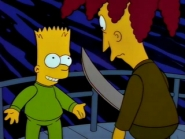totally bart or sideshow bob