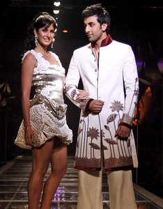 with ranbir kapoor!!♥