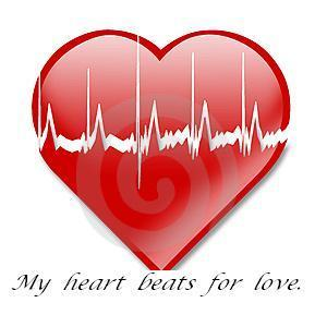 MY cuore BEATS FOR LOVE.