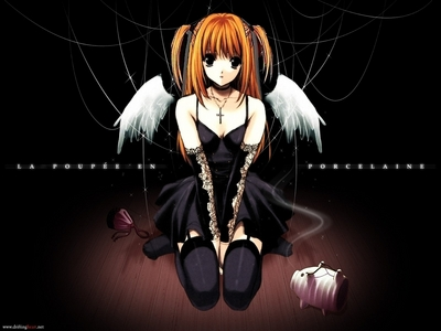 @Heart I don't think so. /Goes to 구글 her. Hmm apparently I did. I always thought Misa Amane wa