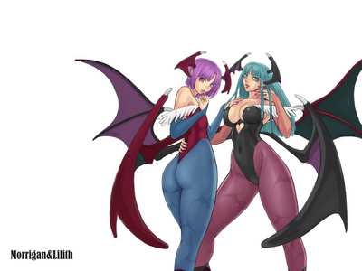 Ever heard of Darkstalkers?